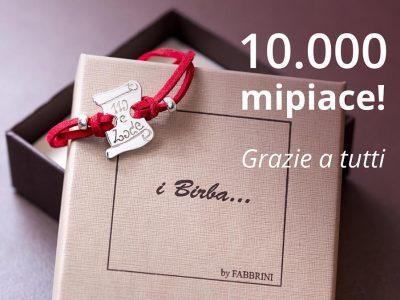 10.000 Mi Piace!