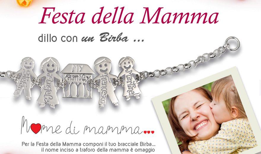 Festa della Mamma - bracciale mamma I Birba